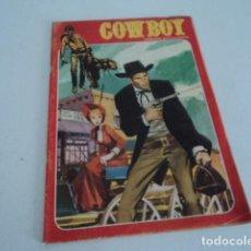 Cómics: COMIC ANTIGUO DE COLECCION COWBOY EDICIONES URSUS. Lote 198713855
