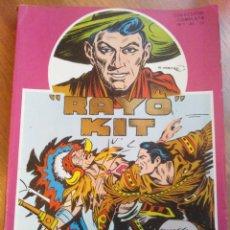 Cómics: RAYO KIT. EDICIONES URSUS. COMPLETA EN UN RETAPADO.. Lote 198740762