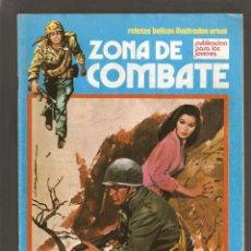 Cómics: ZONA DE COMBATE - Nº 139 DE 169 - 52 PÁGS. - 15-V-1981 - URSUS -. Lote 198788236