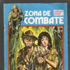 Cómics: ZONA DE COMBATE - Nº 163 DE 169 - 52 PÁGS. - 15-V-1982 - URSUS -. Lote 198790377
