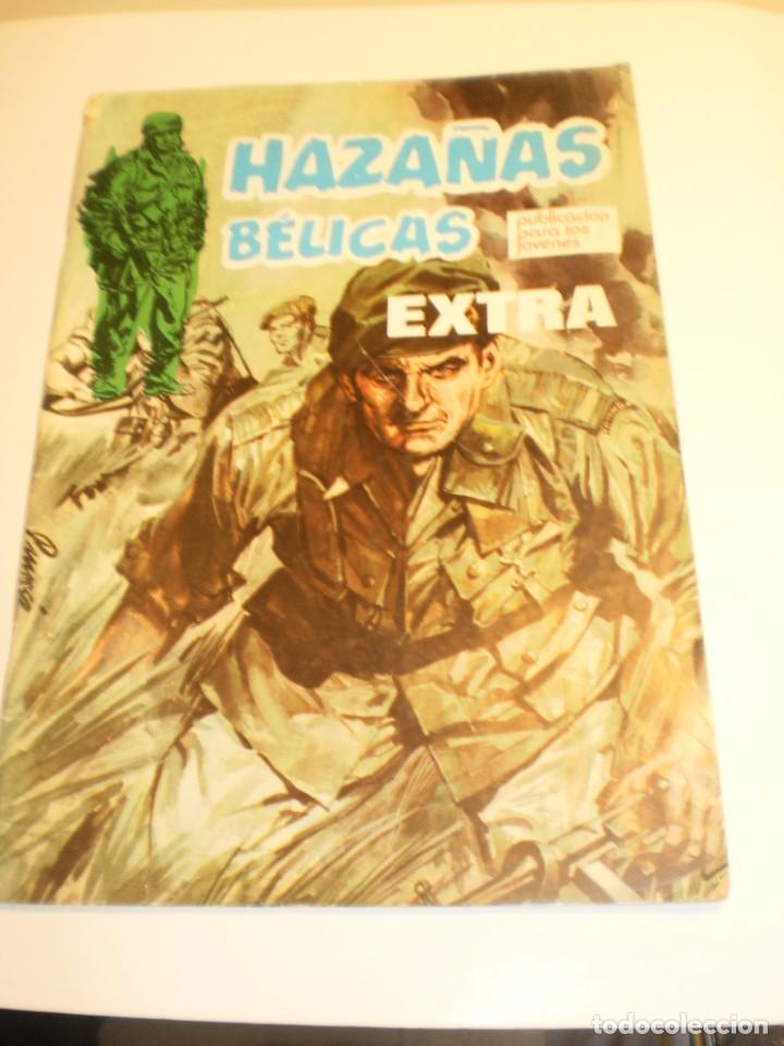 HAZAÑAS BÉLICAS EXTRA APSSA 1979 (ESTADO NORMAL) (Tebeos y Comics - Ursus)