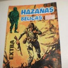 Cómics: HAZAÑAS BÉLICAS EXTRA Nº 21 (EN ESTADO NORMAL). Lote 199645120