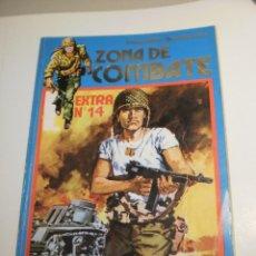 Cómics: ZONA DE COMBATE EXTRA Nº 14 CONTIENE 8 AVENTURAS, LEER (EN ESTADO NORMAL). Lote 199665765
