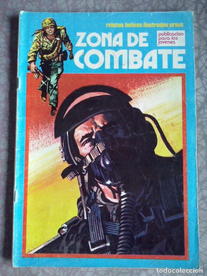 URSUS - ZONA DE COMBATE NUM. 50 ( 60 PTS.) (Tebeos y Comics - Ursus)