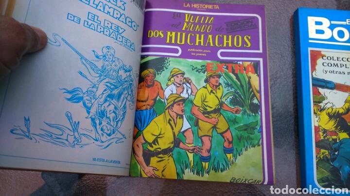 Cómics: ESPECIAL BOIXCAR EL HIJO DEL DIABLO DE LOS MARES Y LA VUELTA AL MUNDO DE DOS MUCHACHOS (y otras narr - Foto 8 - 200647683