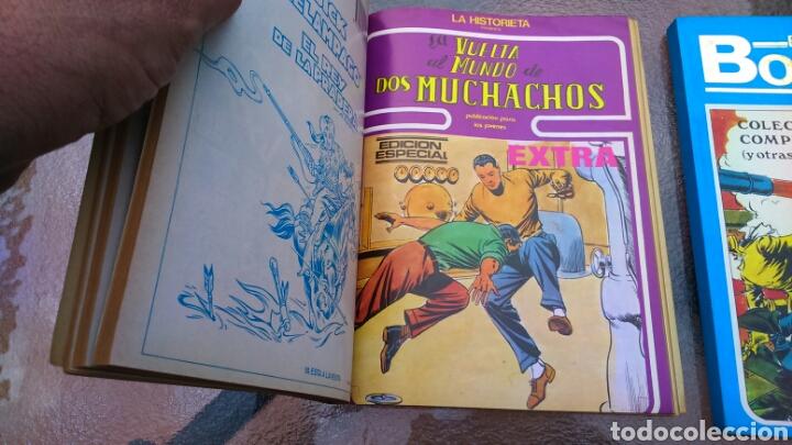 Cómics: ESPECIAL BOIXCAR EL HIJO DEL DIABLO DE LOS MARES Y LA VUELTA AL MUNDO DE DOS MUCHACHOS (y otras narr - Foto 9 - 200647683