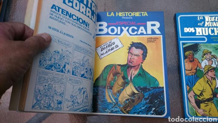 Cómics: ESPECIAL BOIXCAR EL HIJO DEL DIABLO DE LOS MARES Y LA VUELTA AL MUNDO DE DOS MUCHACHOS (y otras narr - Foto 12 - 200647683