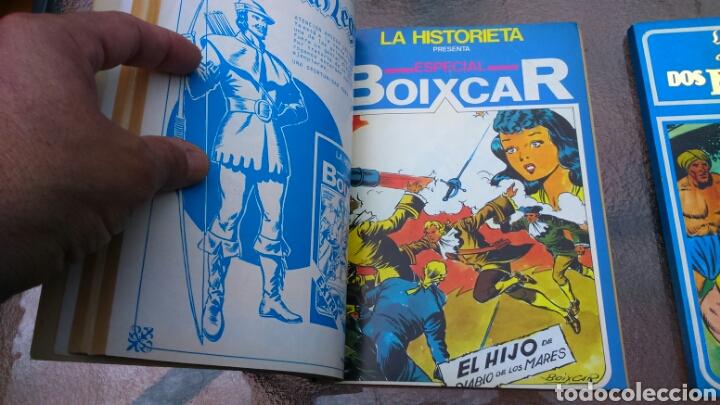 Cómics: ESPECIAL BOIXCAR EL HIJO DEL DIABLO DE LOS MARES Y LA VUELTA AL MUNDO DE DOS MUCHACHOS (y otras narr - Foto 13 - 200647683