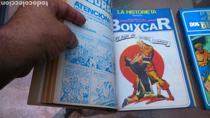 Cómics: ESPECIAL BOIXCAR EL HIJO DEL DIABLO DE LOS MARES Y LA VUELTA AL MUNDO DE DOS MUCHACHOS (y otras narr - Foto 14 - 200647683