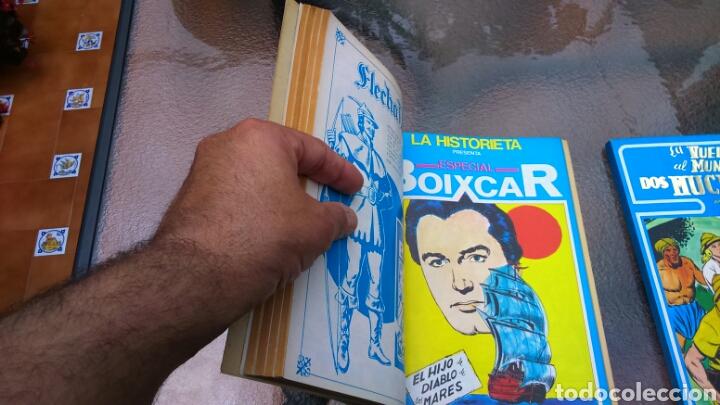 Cómics: ESPECIAL BOIXCAR EL HIJO DEL DIABLO DE LOS MARES Y LA VUELTA AL MUNDO DE DOS MUCHACHOS (y otras narr - Foto 15 - 200647683