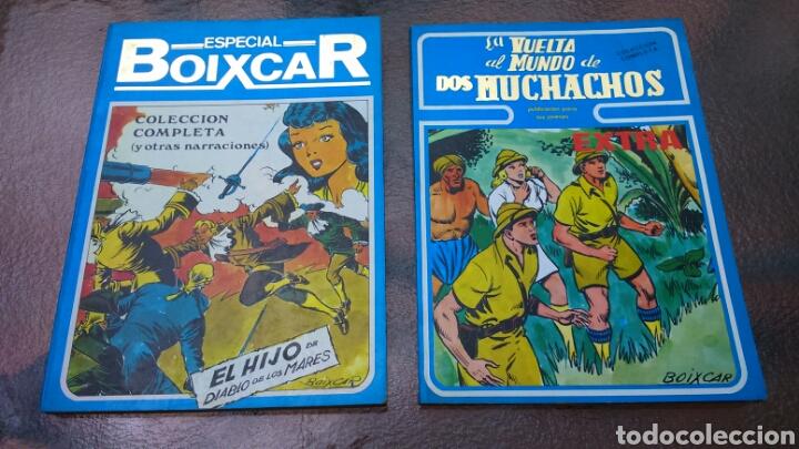 ESPECIAL BOIXCAR EL HIJO DEL DIABLO DE LOS MARES Y LA VUELTA AL MUNDO DE DOS MUCHACHOS (Y OTRAS NARR (Tebeos y Comics - Ursus)