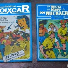 Cómics: ESPECIAL BOIXCAR EL HIJO DEL DIABLO DE LOS MARES Y LA VUELTA AL MUNDO DE DOS MUCHACHOS (Y OTRAS NARR. Lote 200647683