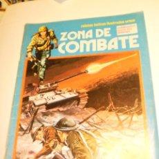 Cómics: ZONA DE COMBATE Nº 130 (EN ESTADO NORMAL). Lote 202587151