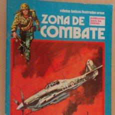 Fumetti: ZONA DE COMBATE Nº 94. URSUS 1973. Lote 203289341