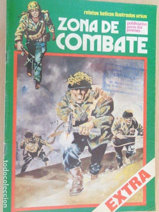 ZONA DE COMBATE EXTRA Nº 46. URSUS 1979 (Tebeos y Comics - Ursus)