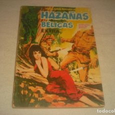 Cómics: HAZAÑAS BELICAS EXTRA, RETAPADO , CONTIENE LOS NUMEROS 13, 14, 15 Y 16.. Lote 204192316