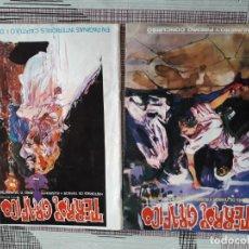 Cómics: TERROR GRAFICO N-10 Y N-11 AÑO 1973 URSUS. Lote 204609752