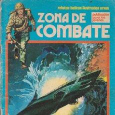 Cómics: CÓMIC ` ZONA DE COMBATE ´ Nº 9 EDICIONES TORAY / URSUS / NUEVA FRONTERA 1973. Lote 205158493