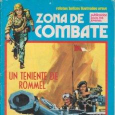 Cómics: CÓMIC ` ZONA DE COMBATE ´ Nº 28 EDICIONES TORAY / URSUS / NUEVA FRONTERA 1973. Lote 205159246