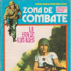 Cómics: CÓMIC ` ZONA DE COMBATE ´ Nº 36 EDICIONES TORAY / URSUS / NUEVA FRONTERA 1973. Lote 205159750