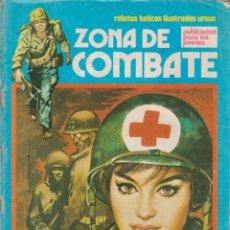 Cómics: CÓMIC ` ZONA DE COMBATE ´ Nº 43 EDICIONES TORAY / URSUS / NUEVA FRONTERA 1973. Lote 205161747