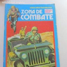 Cómics: ZONA DE COMBATE Nº 55 - RELATOS BELICOS ILUSTRADOS URSUS CX58. Lote 205471613