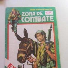 Comics : ZONA DE COMBATE Nº 7 - RELATOS BELICOS ILUSTRADOS URSUS CX58. Lote 205471712