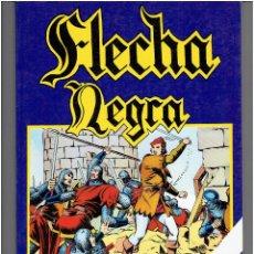 Cómics: * FLECHA NEGRA * URSUS EDICIONES 1982 * TOMO 12 Nº COMPLETA RETAPADO IMPECABLE *. Lote 205534471