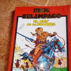 Cómics: DICK RELAMPAGO.COLECCION COMPLETA EN UN TOMO.EDICIONES URSUS. Lote 206124965