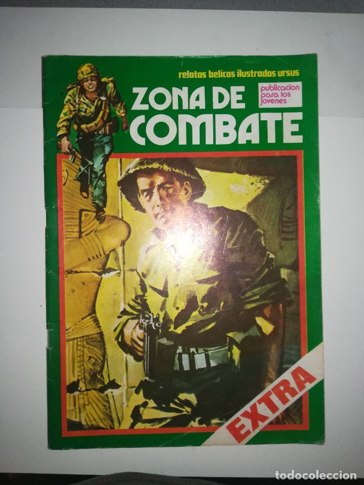 ZONA DE COMBATE EXTRA #5 (Tebeos y Comics - Ursus)