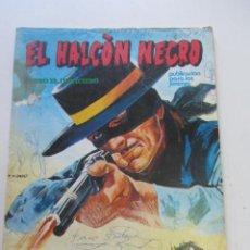 Comics : EL HALCON NEGRO 7 EDICIONES URSUS 1976 RODEO EN MAXWELL CITY SERIE ZORRO EL JUSTICIERO CX66. Lote 214552890