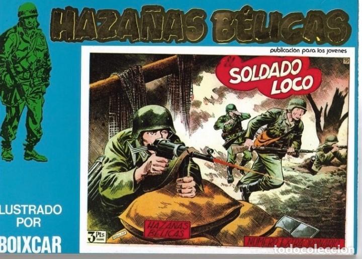HAZAÑAS BÉLICAS 129, 130, 131 Y 132. (Tebeos y Comics - Ursus)