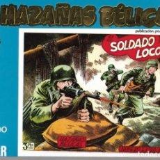 Cómics: HAZAÑAS BÉLICAS 129, 130, 131 Y 132.. Lote 217284185