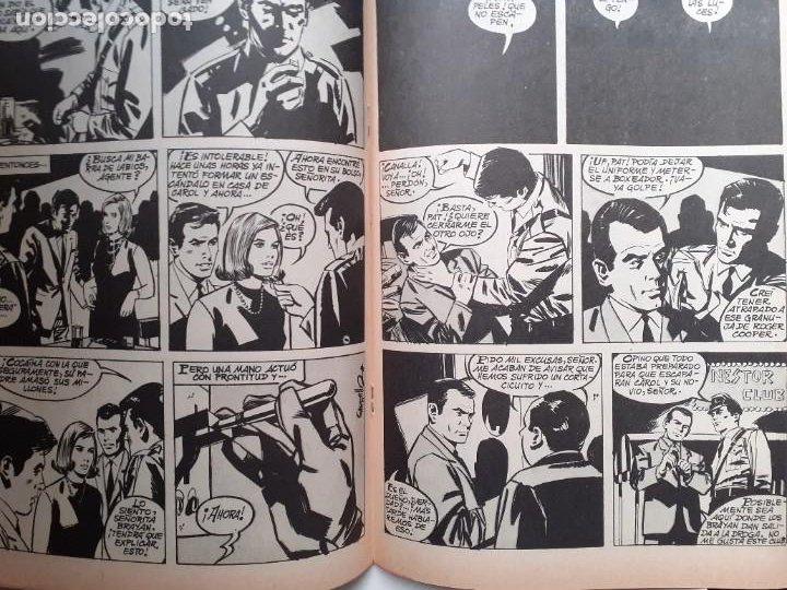 Cómics: SERVICIO FEDERAL-VOL-2- Nº 3 -CUMBRES DE PODER-1980-GRAN A.CARRILLO-MUY BUENO-DIFÍCIL-LEA-3722 - Foto 5 - 217946098