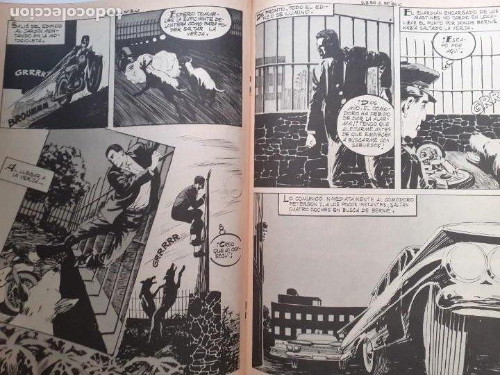 Cómics: SERVICIO FEDERAL-VOL-2- Nº 6 -SUBIRÁS AL PATÍBULO-ÚLTIMO DE LA COLECCIÓN-1980-HUÉSCAR-LEA-3723 - Foto 5 - 217946682