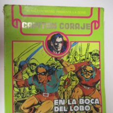 Cómics: CAPITAN CORAJE, TOMO Nº 1 CONTIENE DEL Nº 1 AL 11 -EDITA : URSU. Lote 218085883