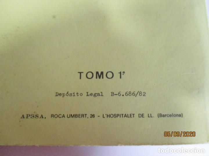 Cómics: CAPITAN CORAJE, TOMO Nº 1 CONTIENE DEL Nº 1 AL 11 -EDITA : URSU - Foto 2 - 218085883
