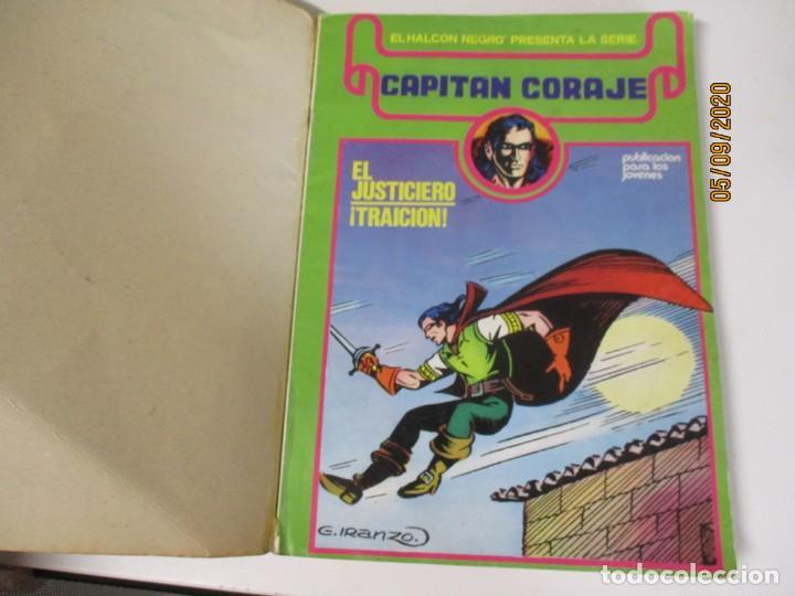 Cómics: CAPITAN CORAJE, TOMO Nº 1 CONTIENE DEL Nº 1 AL 11 -EDITA : URSU - Foto 3 - 218085883