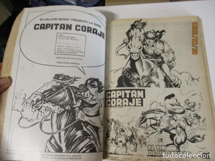 Cómics: CAPITAN CORAJE, TOMO Nº 1 CONTIENE DEL Nº 1 AL 11 -EDITA : URSU - Foto 4 - 218085883