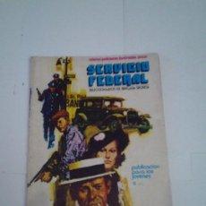 Cómics: SERVICIO FEDERAL - UN CADAVER EN LAS NUBES - NUMERO 2 - ED URSUS - BUEN ESTADO - GORBAUD - CJ 119. Lote 218190092