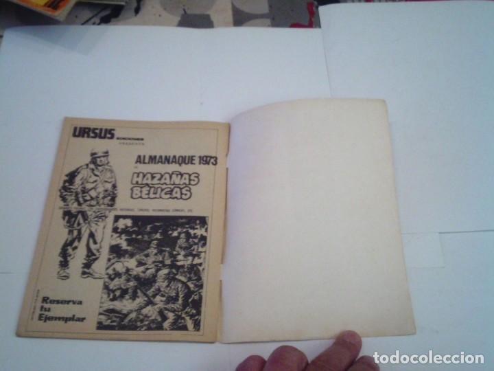 Cómics: SERVICIO FEDERAL - UN CADAVER EN LAS NUBES - NUMERO 2 - ED URSUS - BUEN ESTADO - GORBAUD - CJ 119 - Foto 3 - 218190092