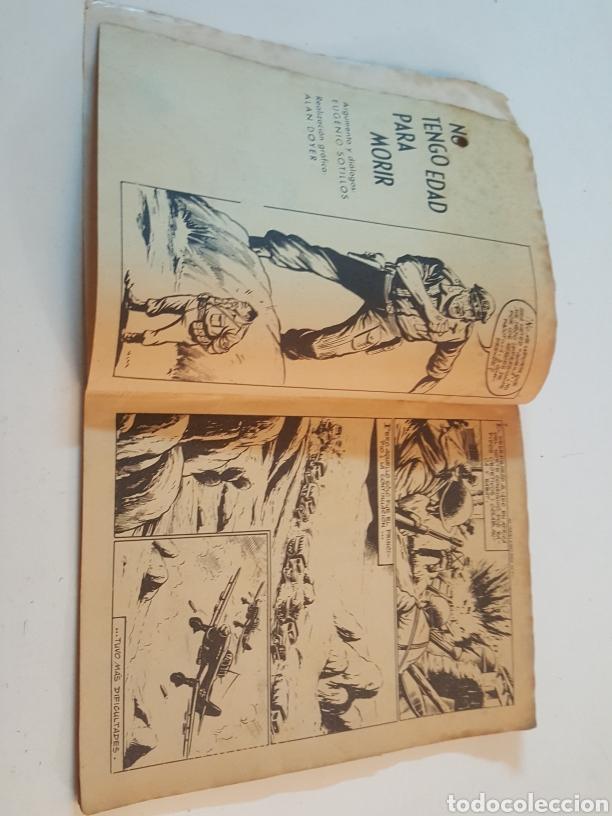 Cómics: Comic Gorila de Ursus Año 1973 N° 2 No tengo edad para morir - Foto 3 - 218246348