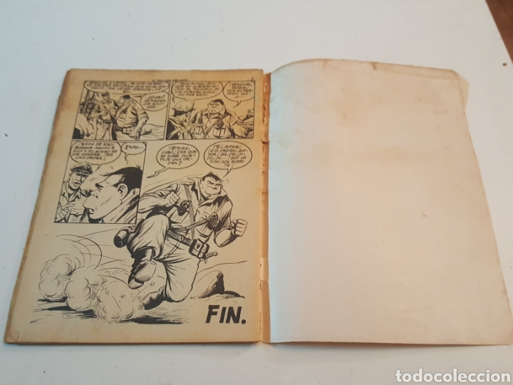 Cómics: Comic Gorila de Ursus Año 1973 N° 2 No tengo edad para morir - Foto 4 - 218246348