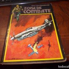 Cómics: ZONA DE COMBATE EXTRA Nº 12 1.973, RETAPADO 4 HISTORIAS, A TRES LE FALTAN LAS PORTADAS, VER FOTOS. Lote 218387691