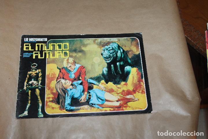 LA HISTORIETA EL MUNDO FUTURO Nº 31, EDITORIAL URSUS (Tebeos y Comics - Ursus)