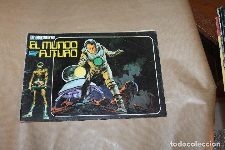 LA HISTORIETA EL MUNDO FUTURO Nº 26, EDITORIAL URSUS (Tebeos y Comics - Ursus)