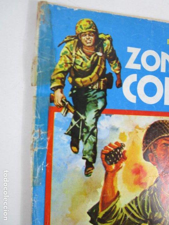 Cómics: Zona de Combate - Ediciones Ursu - 32 Números - II Guerra Mundial - Año 1973 - Foto 6 - 219873558