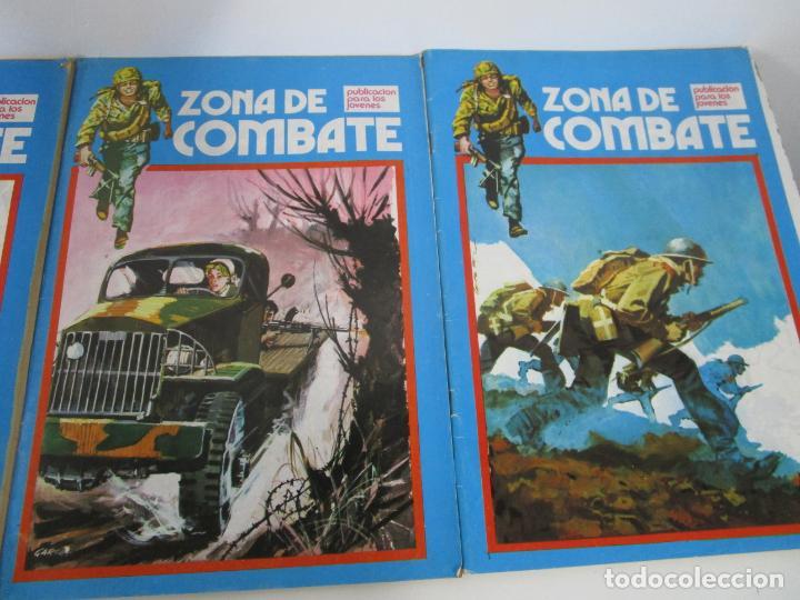 Cómics: Zona de Combate - Ediciones Ursu - 32 Números - II Guerra Mundial - Año 1973 - Foto 7 - 219873558