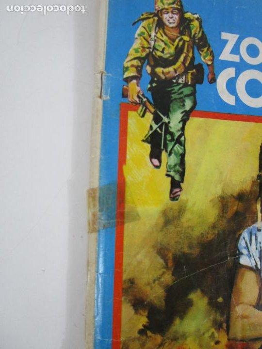 Cómics: Zona de Combate - Ediciones Ursu - 32 Números - II Guerra Mundial - Año 1973 - Foto 10 - 219873558