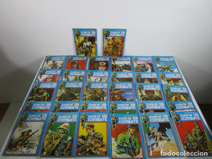 ZONA DE COMBATE - EDICIONES URSU - 32 NÚMEROS - II GUERRA MUNDIAL - AÑO 1973 (Tebeos y Comics - Ursus)